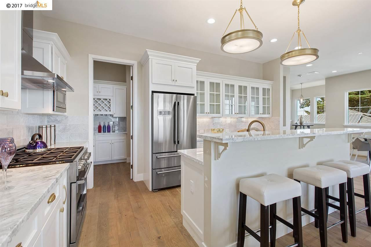 Kitchen Painting Services in Oakland, CA - Walls N Beyond Painting Company